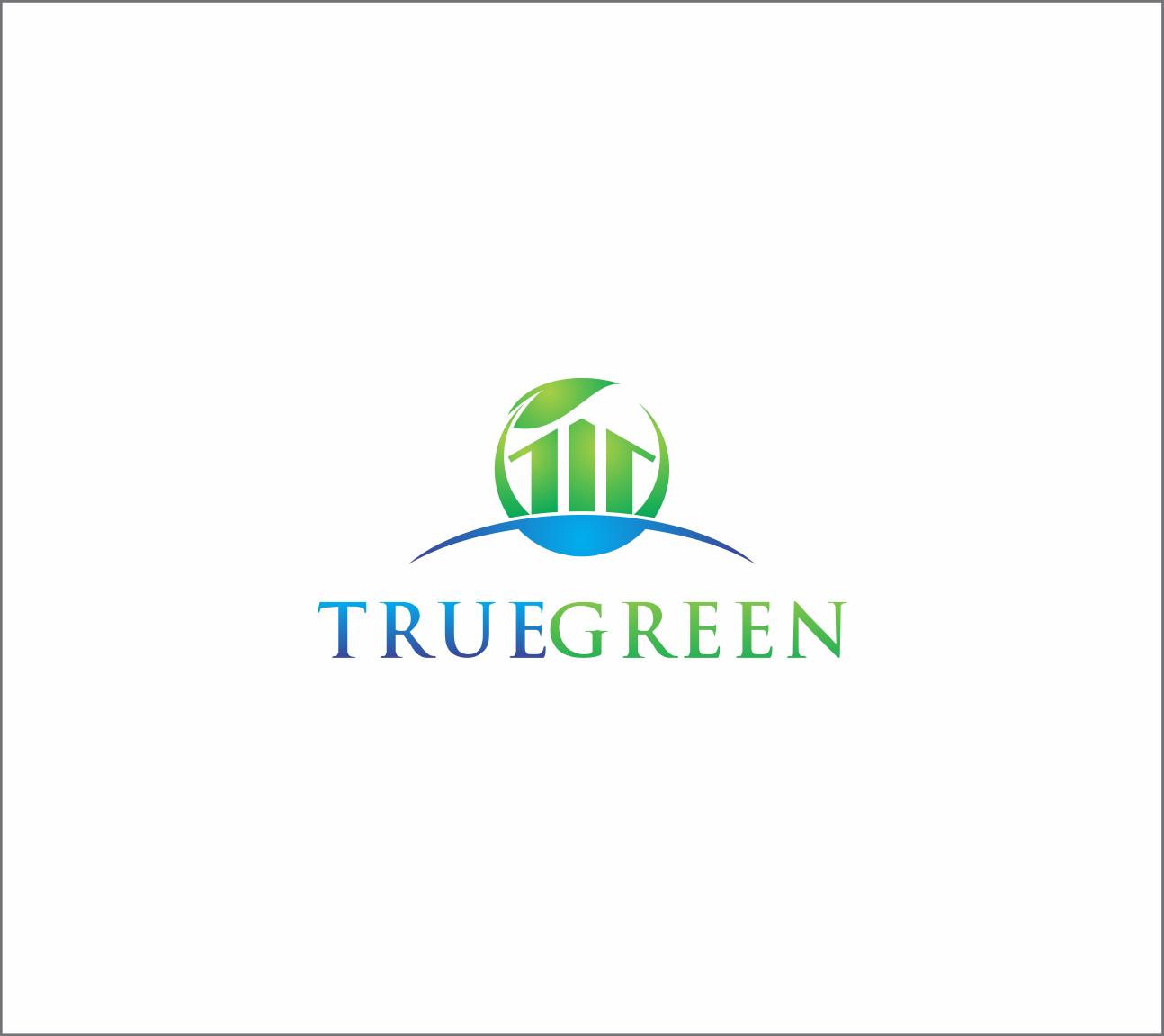 Logo Design by Armada Jamaluddin - Entry No. 51 in the Logo Design Contest Fun Logo Design for TRUE GREEN.