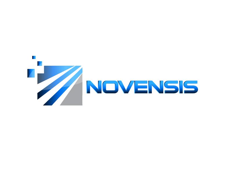 Logo Design by Private User - Entry No. 38 in the Logo Design Contest Novensis Logo Design.