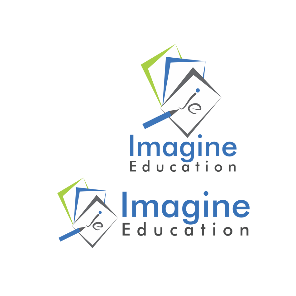 Logo Design by hammet77 - Entry No. 134 in the Logo Design Contest Imagine Education.