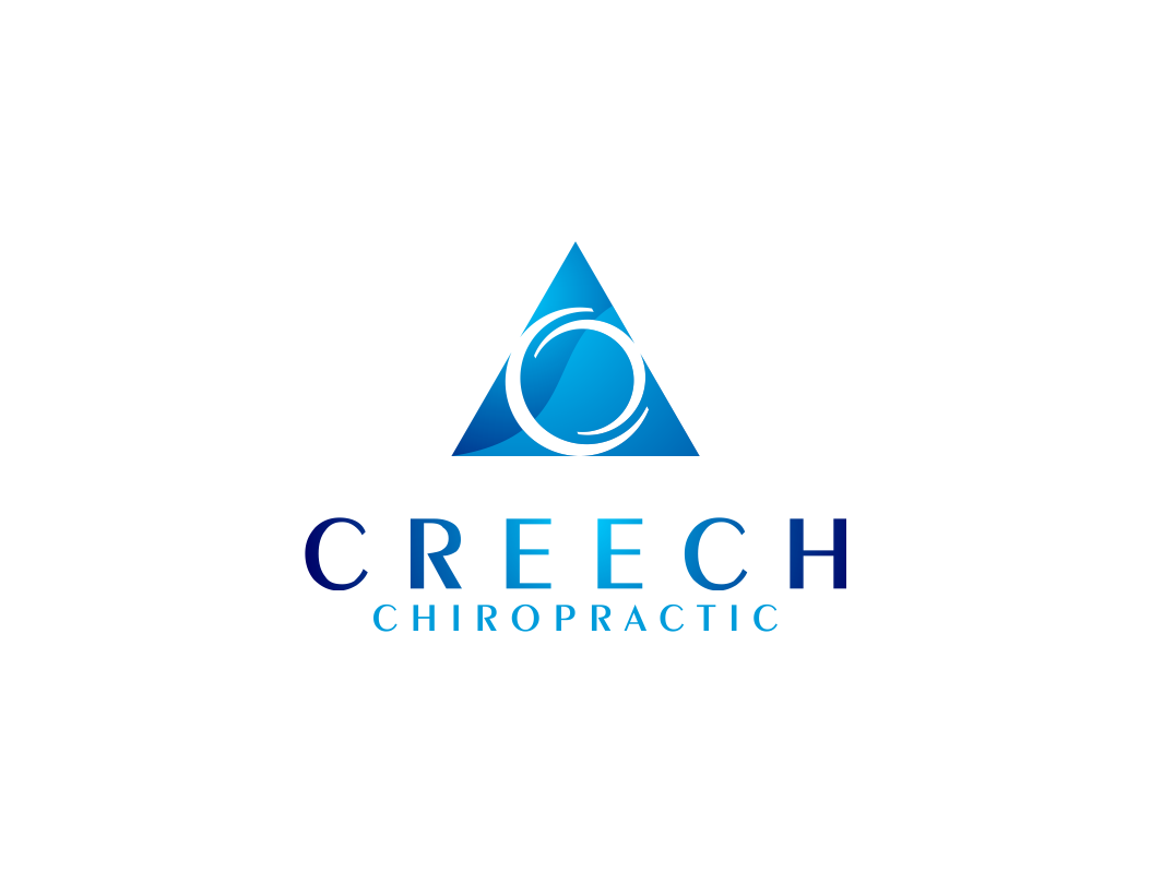Logo Design by Agus Martoyo - Entry No. 115 in the Logo Design Contest Imaginative Logo Design for Creech Chiropractic.