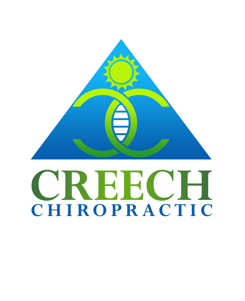 Logo Design by Robert Turla - Entry No. 122 in the Logo Design Contest Imaginative Logo Design for Creech Chiropractic.