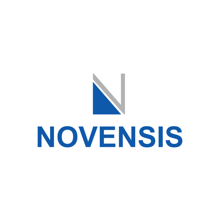Logo Design by Ngepet_art - Entry No. 48 in the Logo Design Contest Novensis Logo Design.