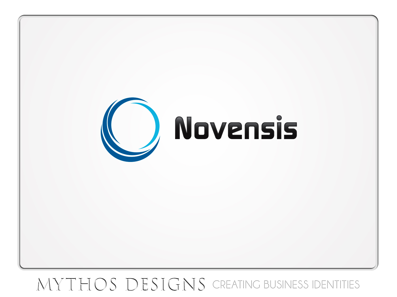 Logo Design by Mythos Designs - Entry No. 53 in the Logo Design Contest Novensis Logo Design.