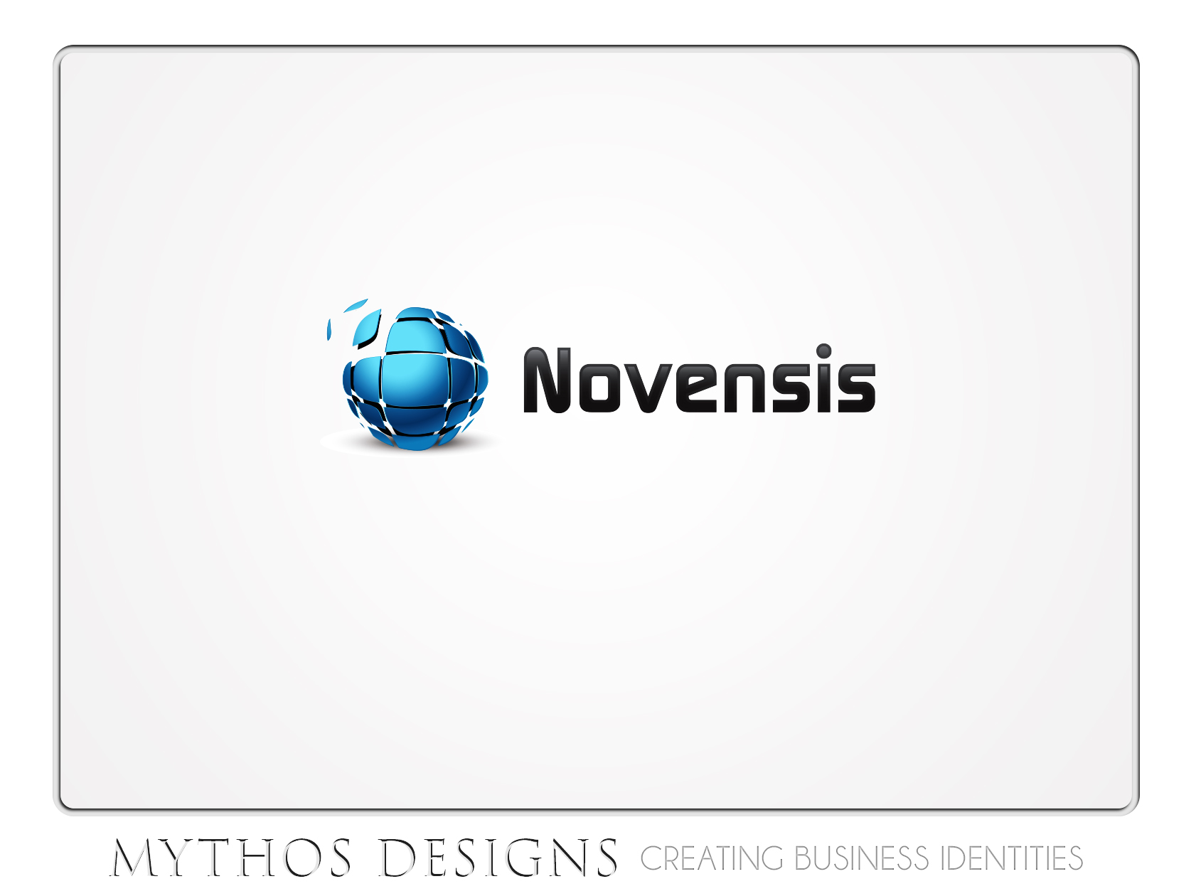 Logo Design by Mythos Designs - Entry No. 54 in the Logo Design Contest Novensis Logo Design.