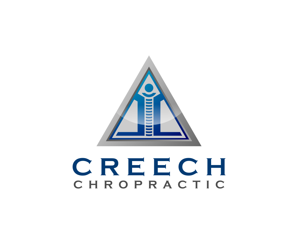 Logo Design by Agus Martoyo - Entry No. 128 in the Logo Design Contest Imaginative Logo Design for Creech Chiropractic.