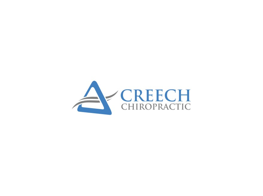 Logo Design by untung - Entry No. 131 in the Logo Design Contest Imaginative Logo Design for Creech Chiropractic.