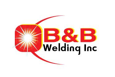 Logo Design by Nirmali Kaushalya - Entry No. 53 in the Logo Design Contest Fun Logo Design for B&B Welding Inc..