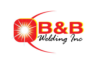 Logo Design by Nirmali Kaushalya - Entry No. 54 in the Logo Design Contest Fun Logo Design for B&B Welding Inc..