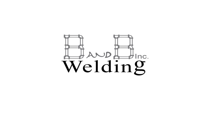 Logo Design by Nirmali Kaushalya - Entry No. 55 in the Logo Design Contest Fun Logo Design for B&B Welding Inc..