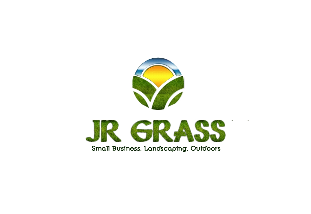 Logo Design by Private User - Entry No. 23 in the Logo Design Contest Inspiring Logo Design for JR Grass.