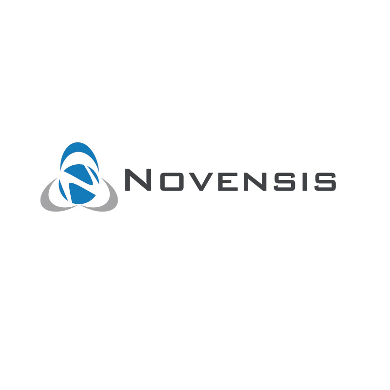 Logo Design by Private User - Entry No. 71 in the Logo Design Contest Novensis Logo Design.