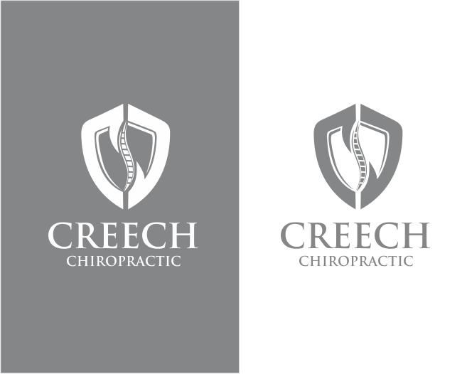 Logo Design by ronny - Entry No. 134 in the Logo Design Contest Imaginative Logo Design for Creech Chiropractic.