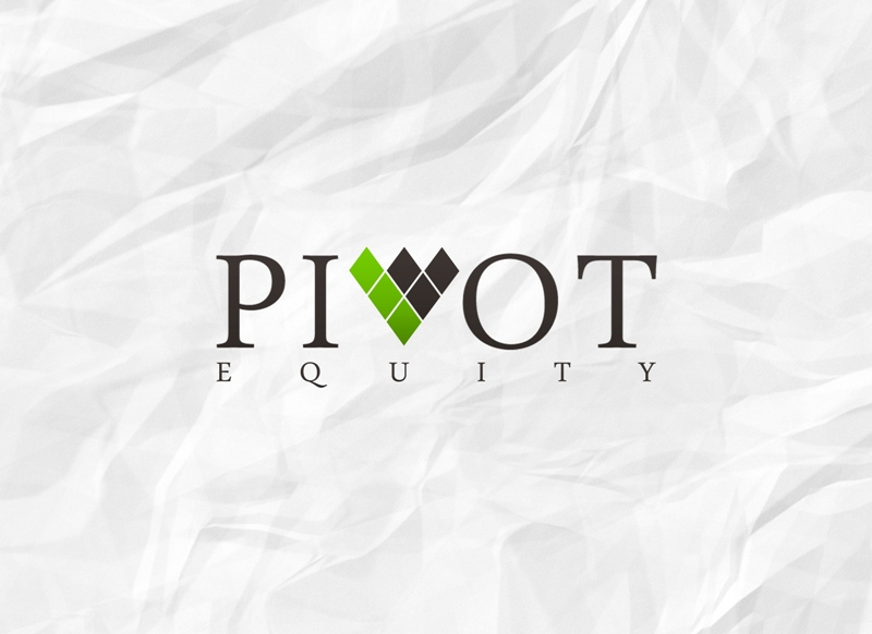 Logo Design by Juan_Kata - Entry No. 57 in the Logo Design Contest Unique Logo Design Wanted for Pivot Equity Advisors.