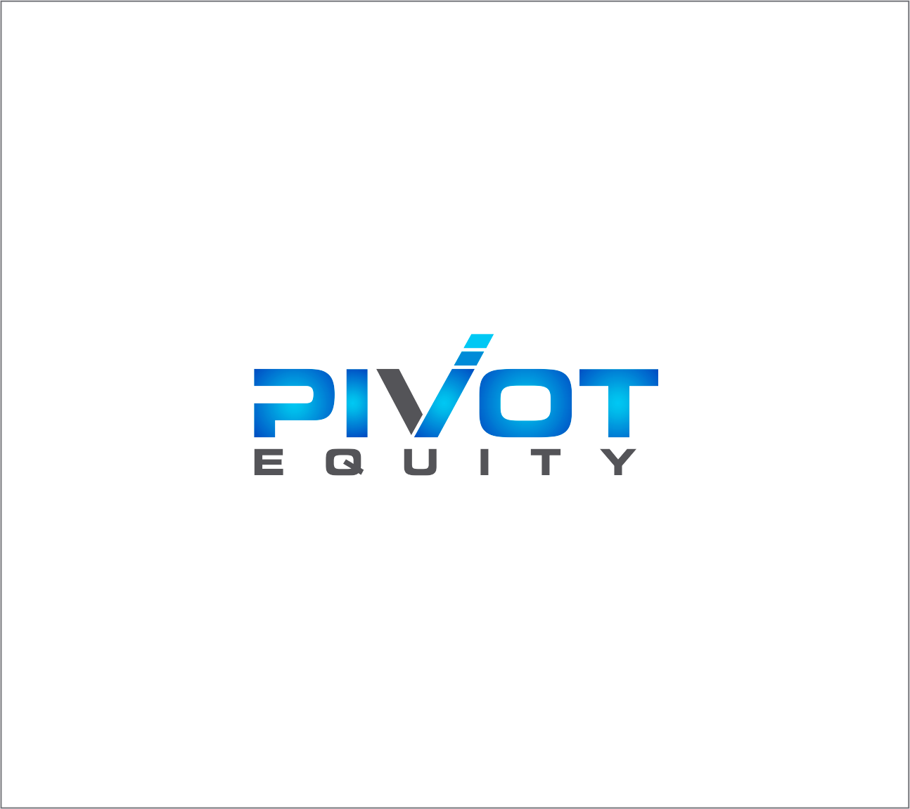 Logo Design by Armada Jamaluddin - Entry No. 58 in the Logo Design Contest Unique Logo Design Wanted for Pivot Equity Advisors.
