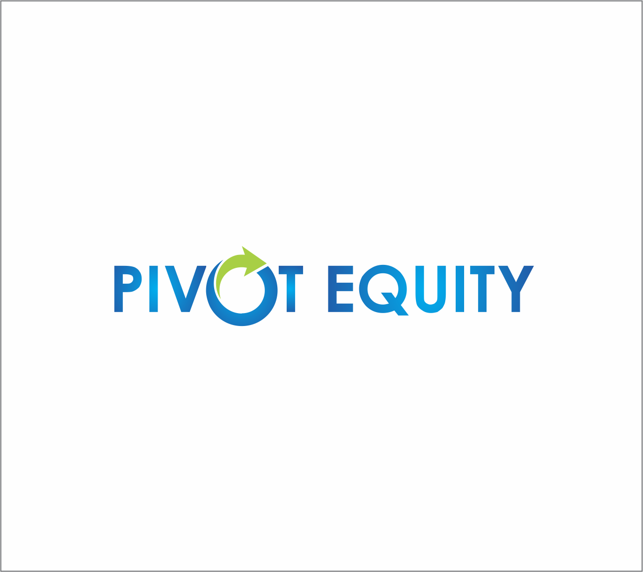 Logo Design by Armada Jamaluddin - Entry No. 60 in the Logo Design Contest Unique Logo Design Wanted for Pivot Equity Advisors.