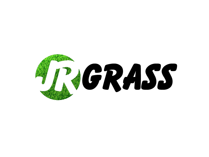 Logo Design by Private User - Entry No. 30 in the Logo Design Contest Inspiring Logo Design for JR Grass.