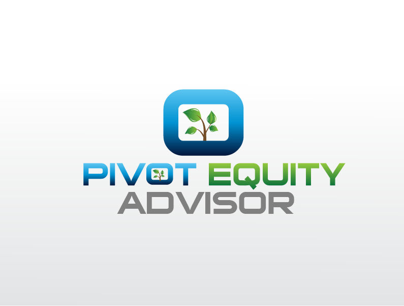 Logo Design by Private User - Entry No. 61 in the Logo Design Contest Unique Logo Design Wanted for Pivot Equity Advisors.