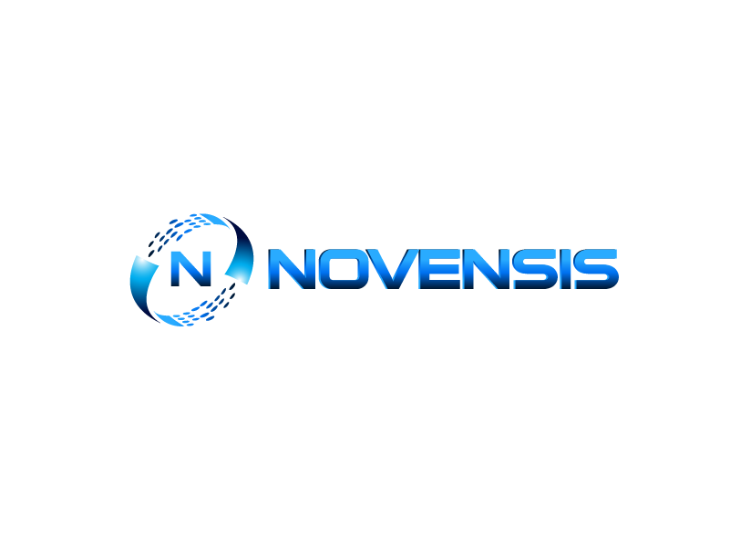 Logo Design by Private User - Entry No. 75 in the Logo Design Contest Novensis Logo Design.