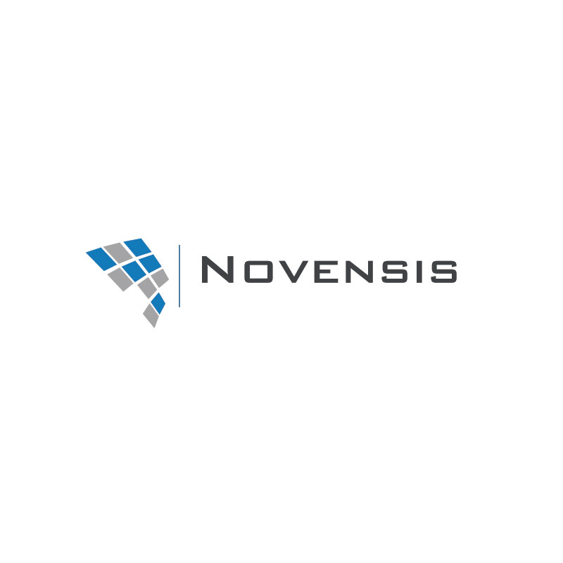 Logo Design by Private User - Entry No. 79 in the Logo Design Contest Novensis Logo Design.