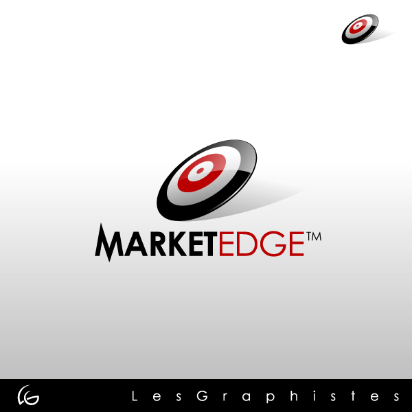 Logo Design by Les-Graphistes - Entry No. 18 in the Logo Design Contest Market Edge or Marketedge.