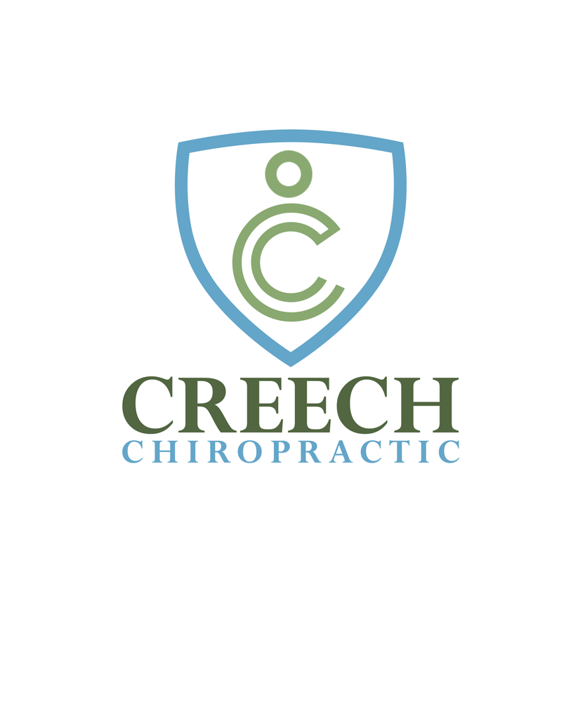 Logo Design by Private User - Entry No. 144 in the Logo Design Contest Imaginative Logo Design for Creech Chiropractic.
