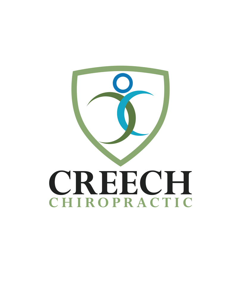Logo Design by Robert Turla - Entry No. 145 in the Logo Design Contest Imaginative Logo Design for Creech Chiropractic.
