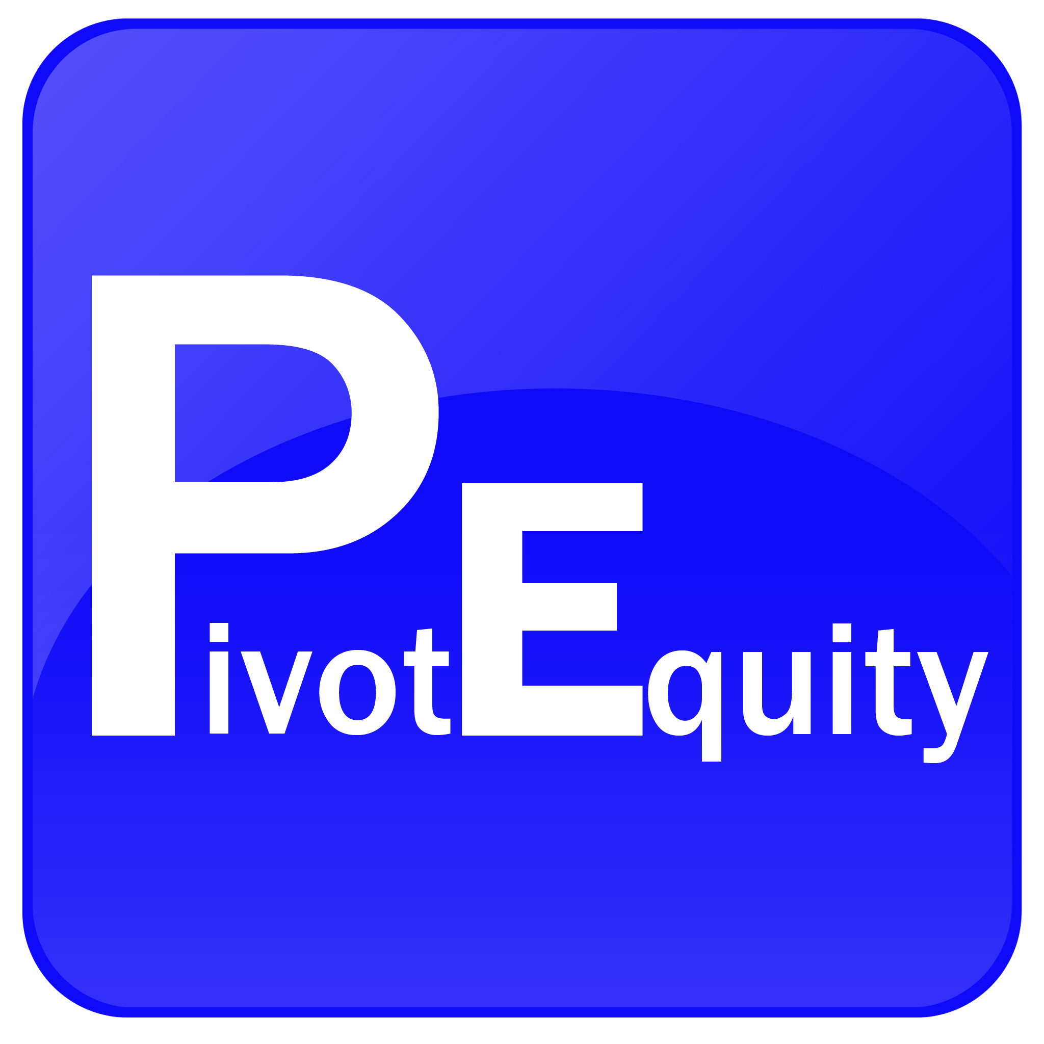 Logo Design by Marco Paulo Jamero - Entry No. 67 in the Logo Design Contest Unique Logo Design Wanted for Pivot Equity Advisors.