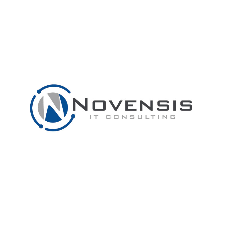 Logo Design by Private User - Entry No. 94 in the Logo Design Contest Novensis Logo Design.
