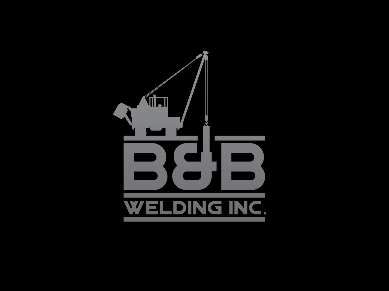 Logo Design by Cutris Lotter - Entry No. 65 in the Logo Design Contest Fun Logo Design for B&B Welding Inc..