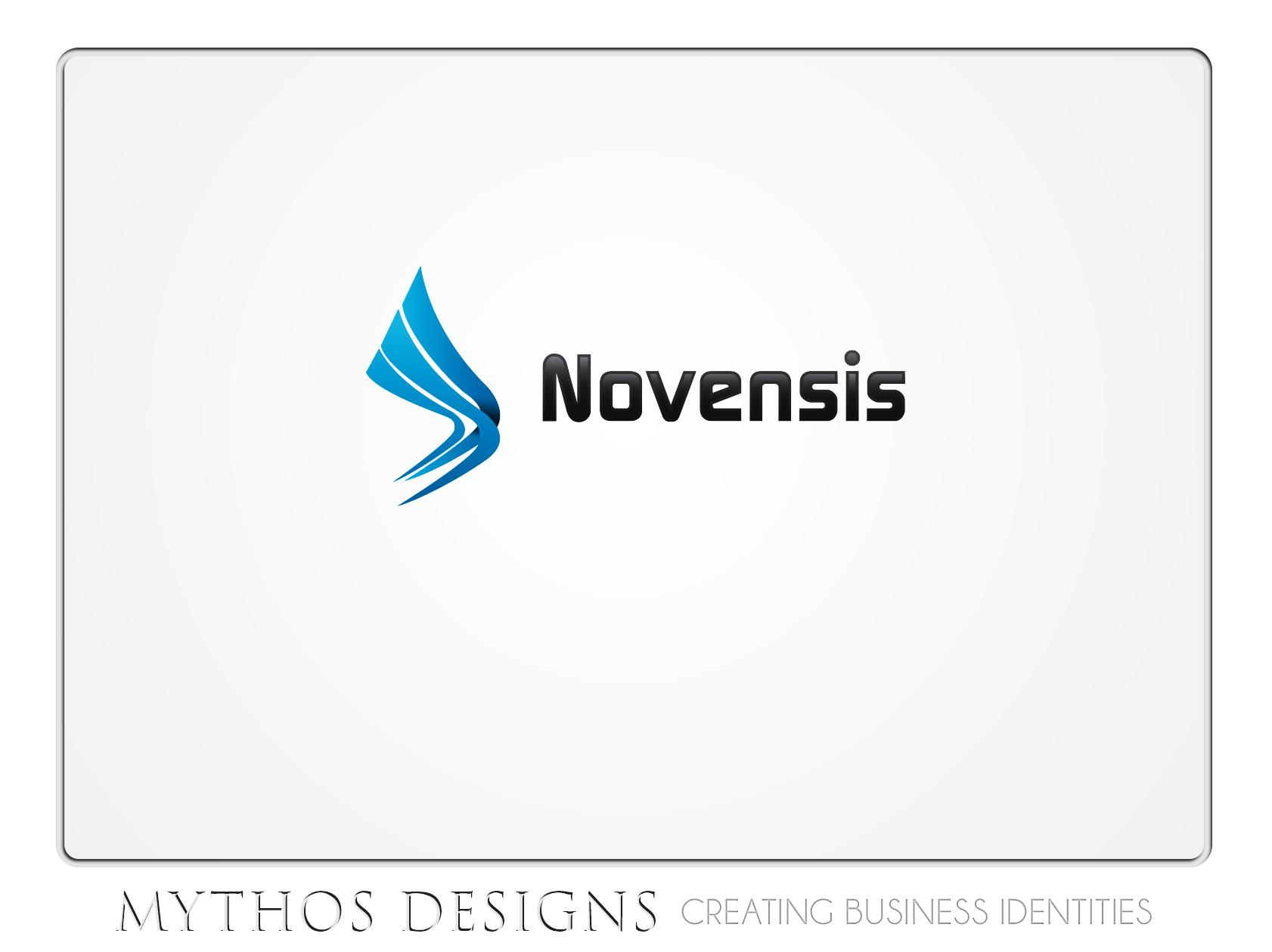 Logo Design by OmegaDesigns - Entry No. 96 in the Logo Design Contest Novensis Logo Design.