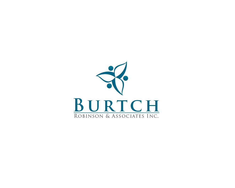 Logo Design by Juan Luna - Entry No. 18 in the Logo Design Contest Unique Logo Design Wanted for Burtch, Robinson & Associates Inc..