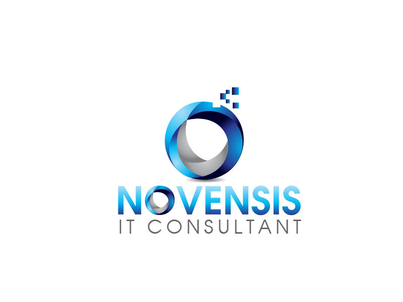 Logo Design by Private User - Entry No. 106 in the Logo Design Contest Novensis Logo Design.