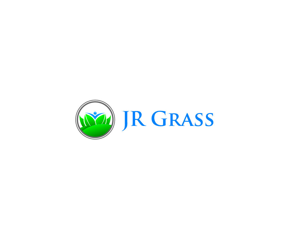 Logo Design by Juan Luna - Entry No. 35 in the Logo Design Contest Inspiring Logo Design for JR Grass.