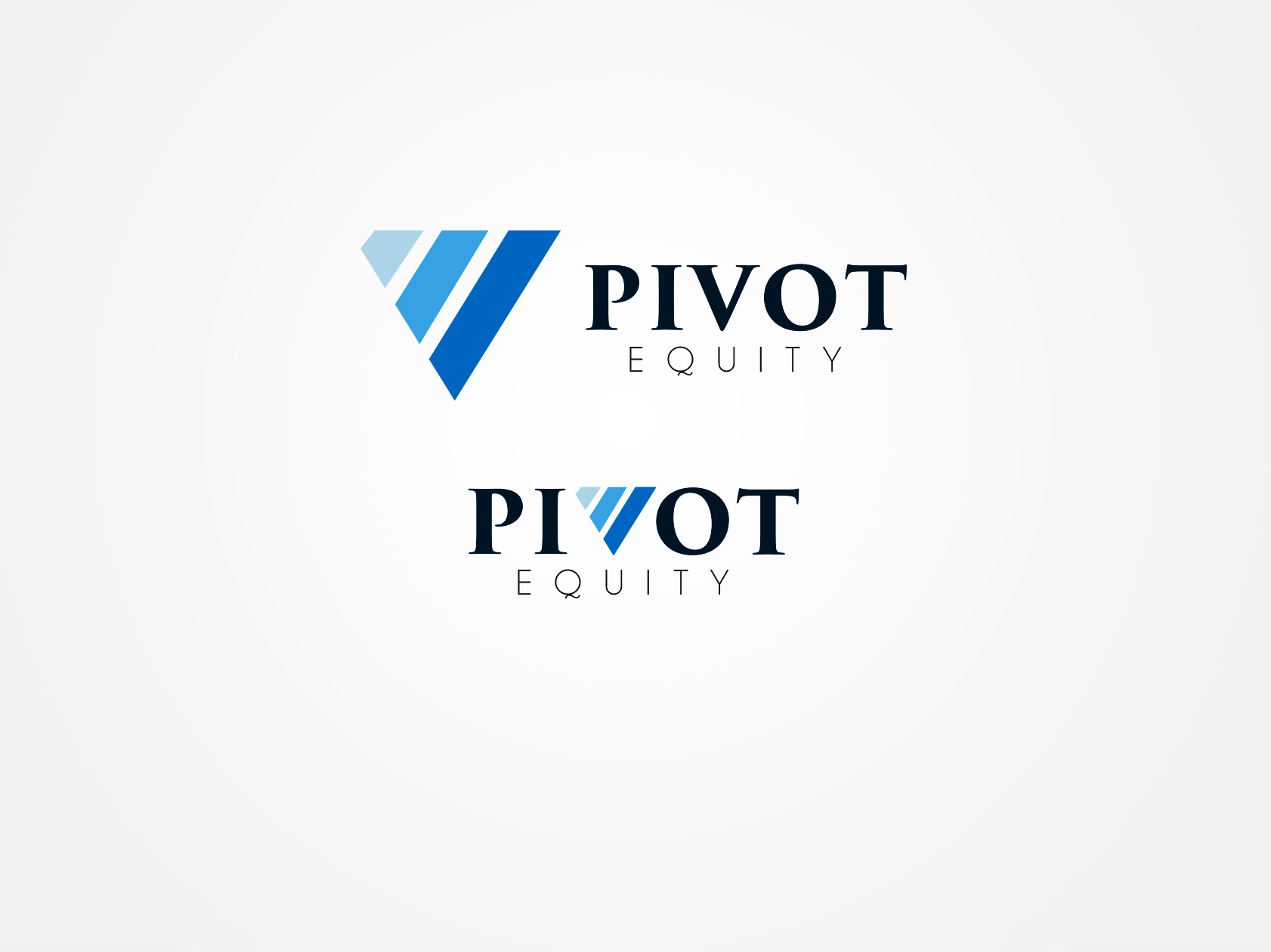 Logo Design by OmegaDesigns - Entry No. 85 in the Logo Design Contest Unique Logo Design Wanted for Pivot Equity Advisors.