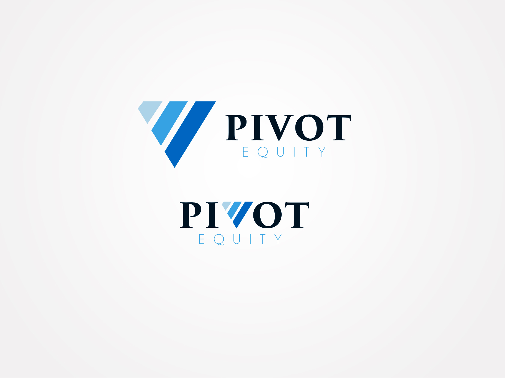 Logo Design by OmegaDesigns - Entry No. 86 in the Logo Design Contest Unique Logo Design Wanted for Pivot Equity Advisors.