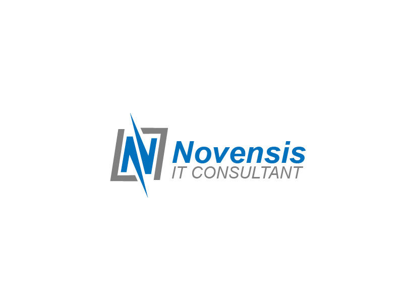 Logo Design by Private User - Entry No. 108 in the Logo Design Contest Novensis Logo Design.