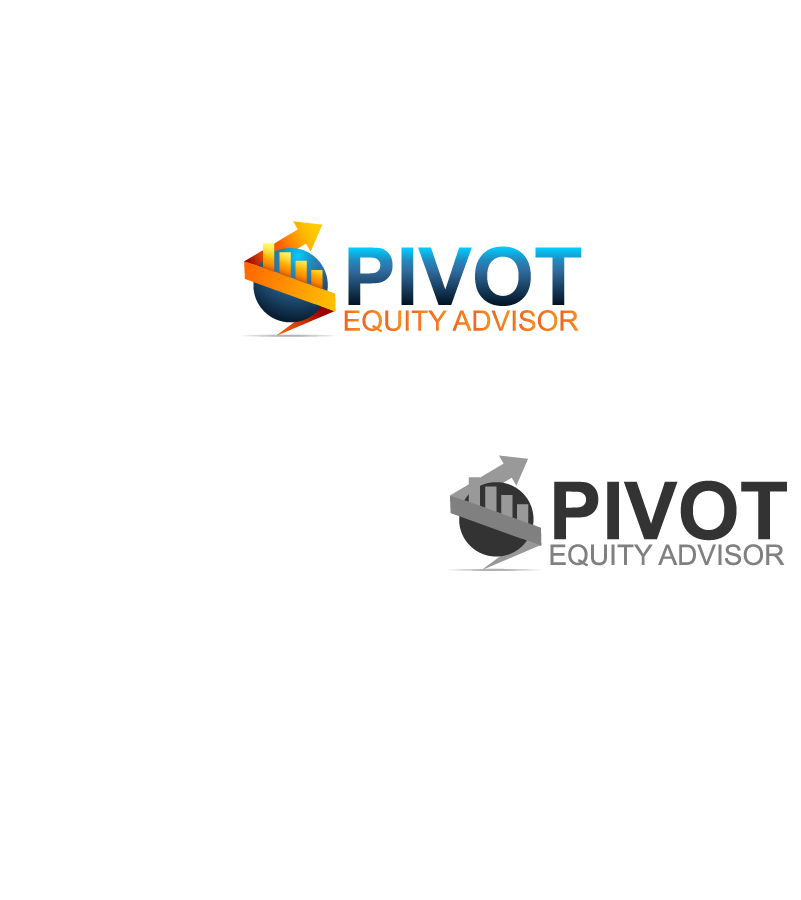 Logo Design by Private User - Entry No. 90 in the Logo Design Contest Unique Logo Design Wanted for Pivot Equity Advisors.