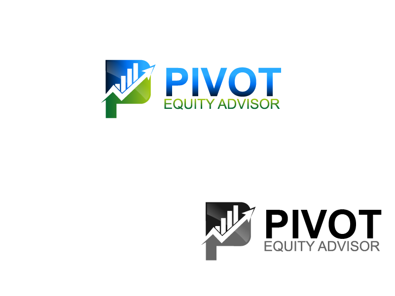 Logo Design by Private User - Entry No. 92 in the Logo Design Contest Unique Logo Design Wanted for Pivot Equity Advisors.