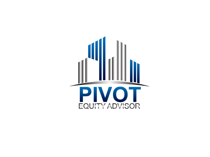 Logo Design by Private User - Entry No. 93 in the Logo Design Contest Unique Logo Design Wanted for Pivot Equity Advisors.
