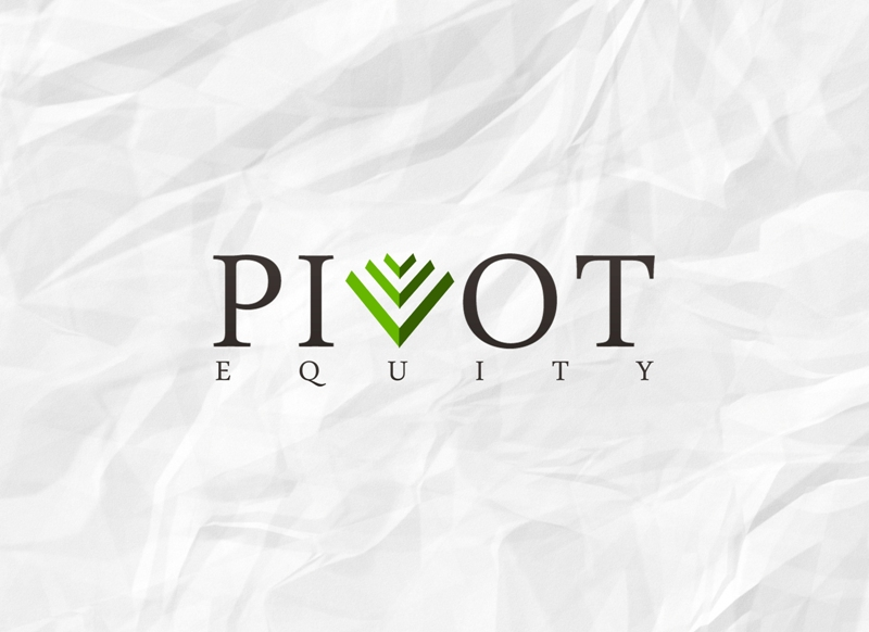 Logo Design by Juan_Kata - Entry No. 94 in the Logo Design Contest Unique Logo Design Wanted for Pivot Equity Advisors.