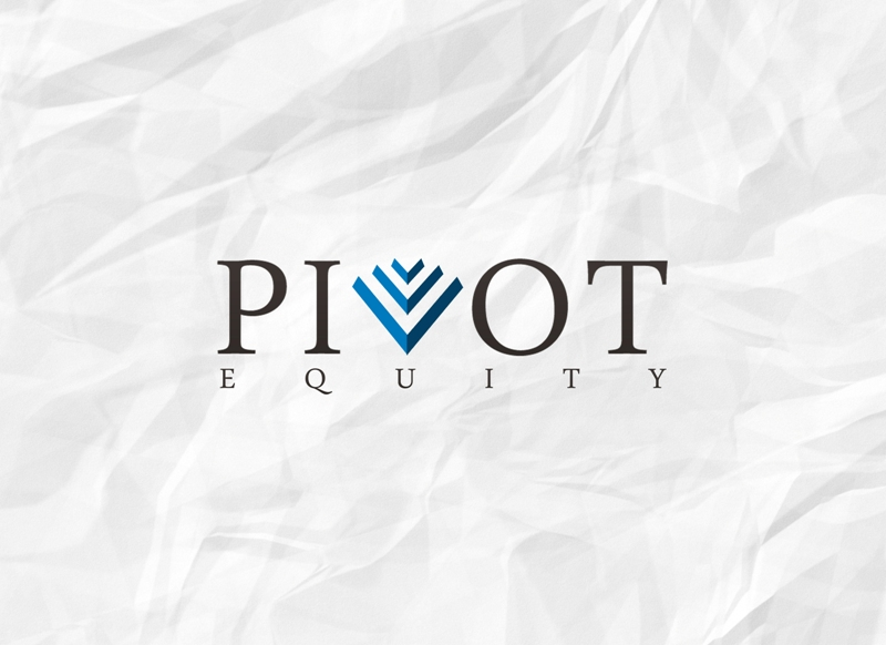 Logo Design by Juan_Kata - Entry No. 95 in the Logo Design Contest Unique Logo Design Wanted for Pivot Equity Advisors.