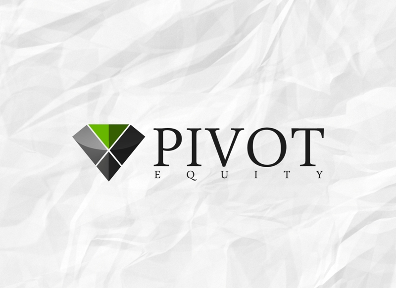 Logo Design by Juan_Kata - Entry No. 97 in the Logo Design Contest Unique Logo Design Wanted for Pivot Equity Advisors.