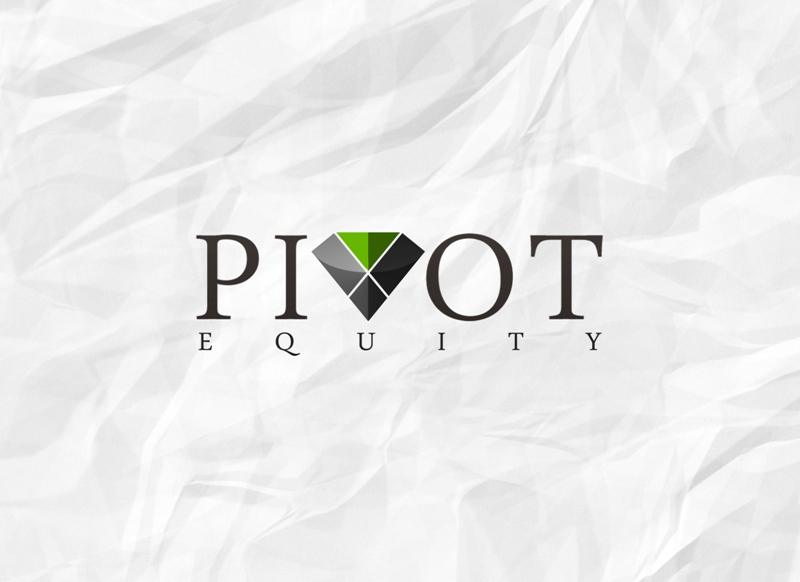 Logo Design by Juan_Kata - Entry No. 98 in the Logo Design Contest Unique Logo Design Wanted for Pivot Equity Advisors.