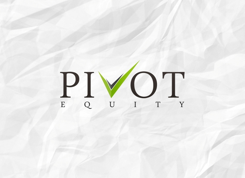 Logo Design by Juan_Kata - Entry No. 99 in the Logo Design Contest Unique Logo Design Wanted for Pivot Equity Advisors.