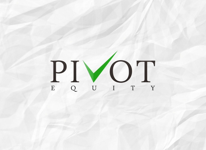Logo Design by Juan_Kata - Entry No. 100 in the Logo Design Contest Unique Logo Design Wanted for Pivot Equity Advisors.