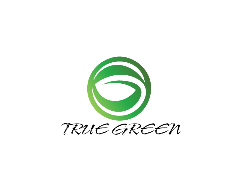 Logo Design by brands_in - Entry No. 69 in the Logo Design Contest Fun Logo Design for TRUE GREEN.