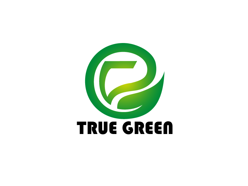 Logo Design by brands_in - Entry No. 70 in the Logo Design Contest Fun Logo Design for TRUE GREEN.