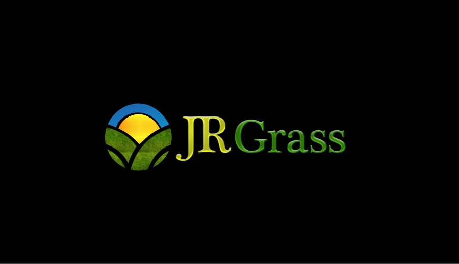 Logo Design by Private User - Entry No. 36 in the Logo Design Contest Inspiring Logo Design for JR Grass.