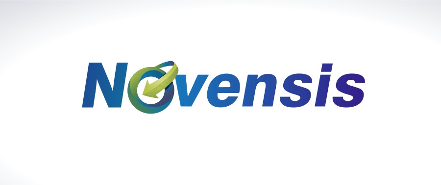 Logo Design by Private User - Entry No. 111 in the Logo Design Contest Novensis Logo Design.