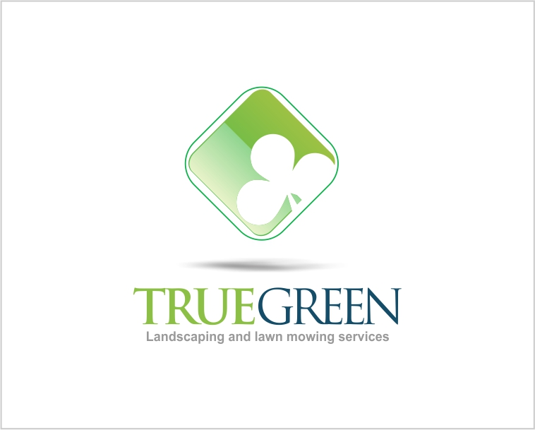 Logo Design by Private User - Entry No. 84 in the Logo Design Contest Fun Logo Design for TRUE GREEN.